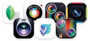 Apps for mobile photography